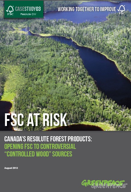 FSCatRisk-CanadasResoluteForestProducts